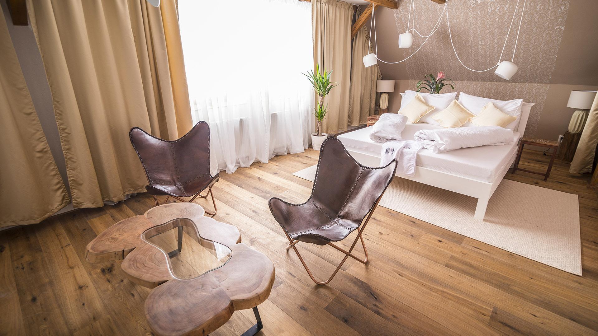 Dvoulůžkový pokoj – Deluxe