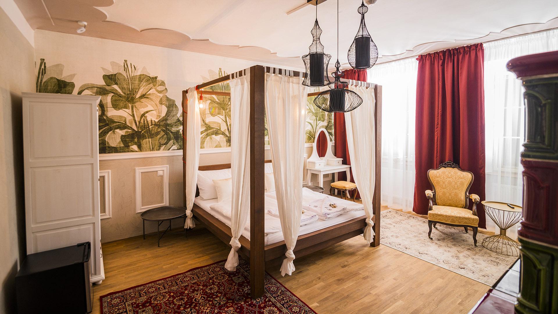 Dvoulůžkový pokoj – Královský